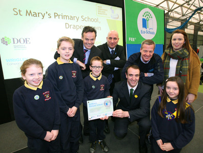 St Mary's Primary School, Draperstown.