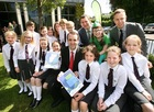 Schools across Northern Ireland take top awards at the SSE Airtricity and Eco-Schools Global Wind Awards -- news item graphic