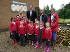 Hedgehog decline - Durkan backs schools hedgehog campaign -- news item graphic