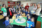 Northern Ireland Eco-Schools World Class in Global Programme. -- news item graphic