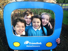 Eco-Schools put their best foot forward for Translink Travel Challenge -- news item graphic