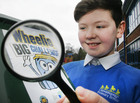 Waste gives Pupils Food for Thought with the Wheelie Big Challenge. -- news item graphic