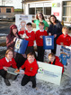 Antrim and Newtownabbey pupils are Wheelie serious about waste -- news item graphic