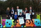 Education Authority Launches Plastic Waste in Schools Competition -- news item graphic
